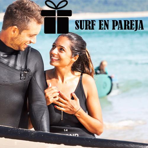 bono regalo surf en pareja