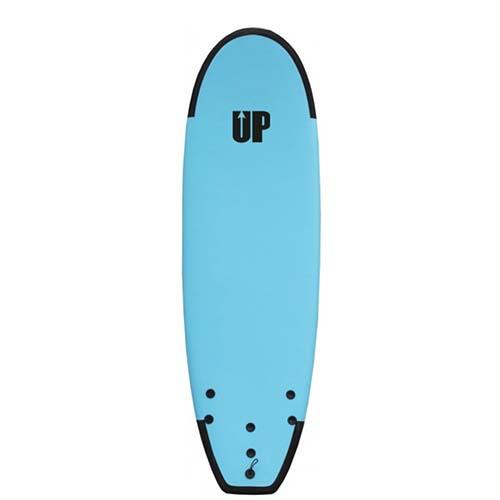6.0 up surfboard start up