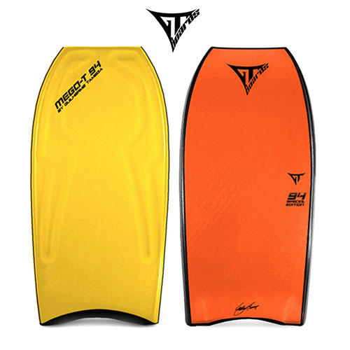 BODYBOARD GT BOARDS MEGA-T 94 SPECIAL EDITION