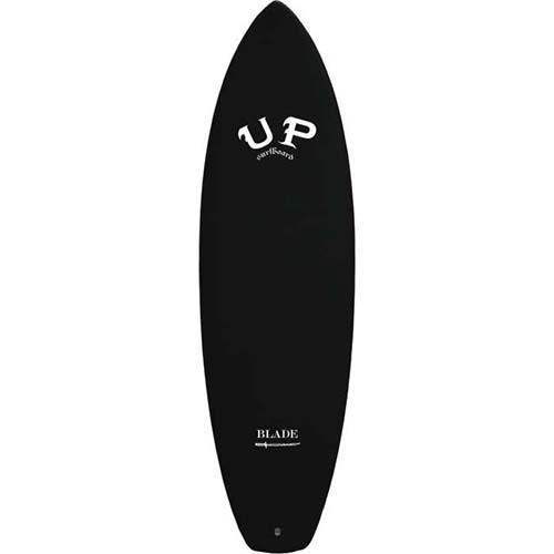up surfboard blade negro blanco