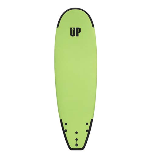 up surfboard simple up verde