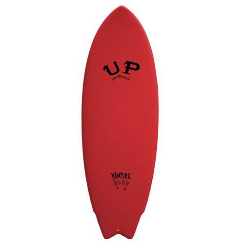 up surfboard vampire rojo rojo